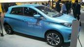 Renault Zoe Ev Side Auto Expo 2020