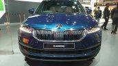 Skoda Karoq Front Auto Expo 2020