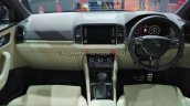 Skoda Karoq Interior Dashboard Auto Expo 2020