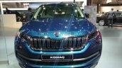 Skoda Kodiaq Petrol Front Auto Expo 2020