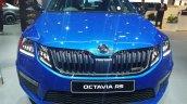 Skoda Octavia Rs 245 Front Auto Expo 2020