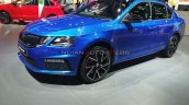 Skoda Octavia Rs 245 Front Three Quarters Auto Exp