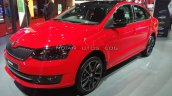 Skoda Rapid Monte Carlo 1 0l Tsi Front Three Quart