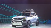 Tata Hbx Concept Front Three Quarters At Auto Expo