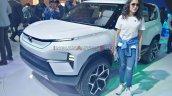 Tata Sierra Concept Front Three Quarters Close Vie