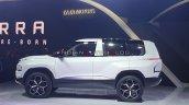 Tata Sierra Concept Side Profile Auto Expo 2020 Ia