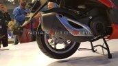 Aprilia Srx 160 Auto Expo 2020 Exhaust