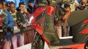 Aprilia Srx 160 Auto Expo 2020 Footboard