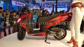 Aprilia Srx 160 Auto Expo 2020 Left Side