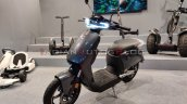 Bird Es1 Electric Scooter Auto Expo 2020 Left Fron