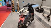 Bird Es1 Electric Scooter Auto Expo 2020 Right Rea