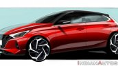 Next Gen 2020 Hyundai I20 Front Three Quarters Tea