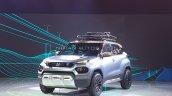 Tata Hbx Concept Front Three Quarters At Auto Expo