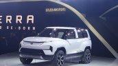 Tata Sierra Concept Front Three Quarters Auto Expo
