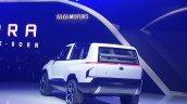 Tata Sierra Concept Rear Three Quarters Auto Expo