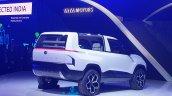 Tata Sierra Concept Rear Three Quarters Right Side