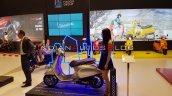 Vespa Elettrica Auto Expo 2020 Right Side