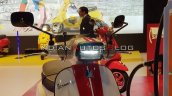Vespa Racing Sixties Auto Expo 2020 Headlight And