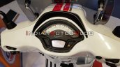 Vespa Racing Sixties Auto Expo 2020 Instrument Clu