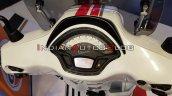 Vespa Racing Sixties Auto Expo 2020 Instrument Clu