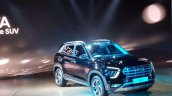 2020 Hyundai Creta Front Three Quarters Right Side