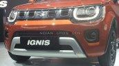 2020 Maruti Ignis Facelift Front Fascia Auto Expo