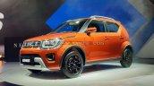 2020 Maruti Ignis Facelift Front Three Quarters Ri