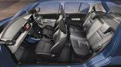 2020 Maruti Ignis Facelift Interior Cabin
