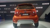 2020 Maruti Ignis Facelift Rear Auto Expo 2020 4e0