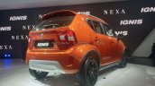 2020 Maruti Ignis Facelift Rear Three Quarters Rig