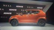 2020 Maruti Ignis Facelift Side Profile Auto Expo