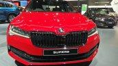 2020 Skoda Superb Sportline Facelift Front Auto Ex