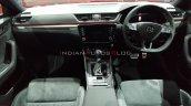 2020 Skoda Superb Sportline Facelift Interior Dash