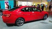 2020 Skoda Superb Sportline Facelift Right Side Au