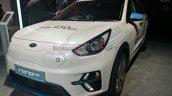 Kia E Niro Ev Front Three Quarters Auto Expo 2020
