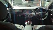 Kia E Niro Ev Interior Dashboard Auto Expo 2020