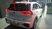 Kia E Niro Ev Rear Three Quarters Auto Expo 2020