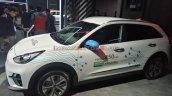 Kia E Niro Ev Right Side Auto Expo 2020