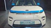 Kia E Soul Ev Front Auto Expo 2020 362c