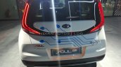 Kia E Soul Ev Rear Auto Expo 2020 Bee7