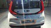 Kia E Soul Ev Rear Auto Expo 2020