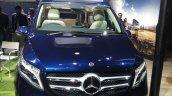 Mercedes V Class Marco Polo Front Auto Expo 2020 4