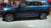 Skoda Kodiaq Petrol Profile Auto Expo 2020 C9c1