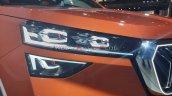 Skoda Vision In Suv Headlamp Auto Expo 2020