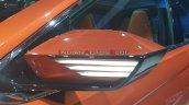 Skoda Vision In Suv Mirror Auto Expo 2020