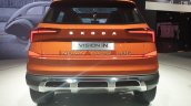 Skoda Vision In Suv Rear Auto Expo 2020