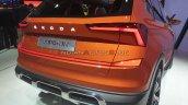 Skoda Vision In Suv Rear Fascia Auto Expo 2020