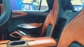 Skoda Vision In Suv Rear Seats Auto Expo 2020