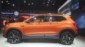 Skoda Vision In Suv Side Profile Auto Expo 2020