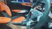 Skoda Vision In Suv Steering Wheel Auto Expo 2020